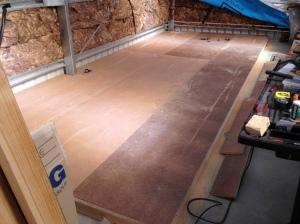 man cave flooring 2