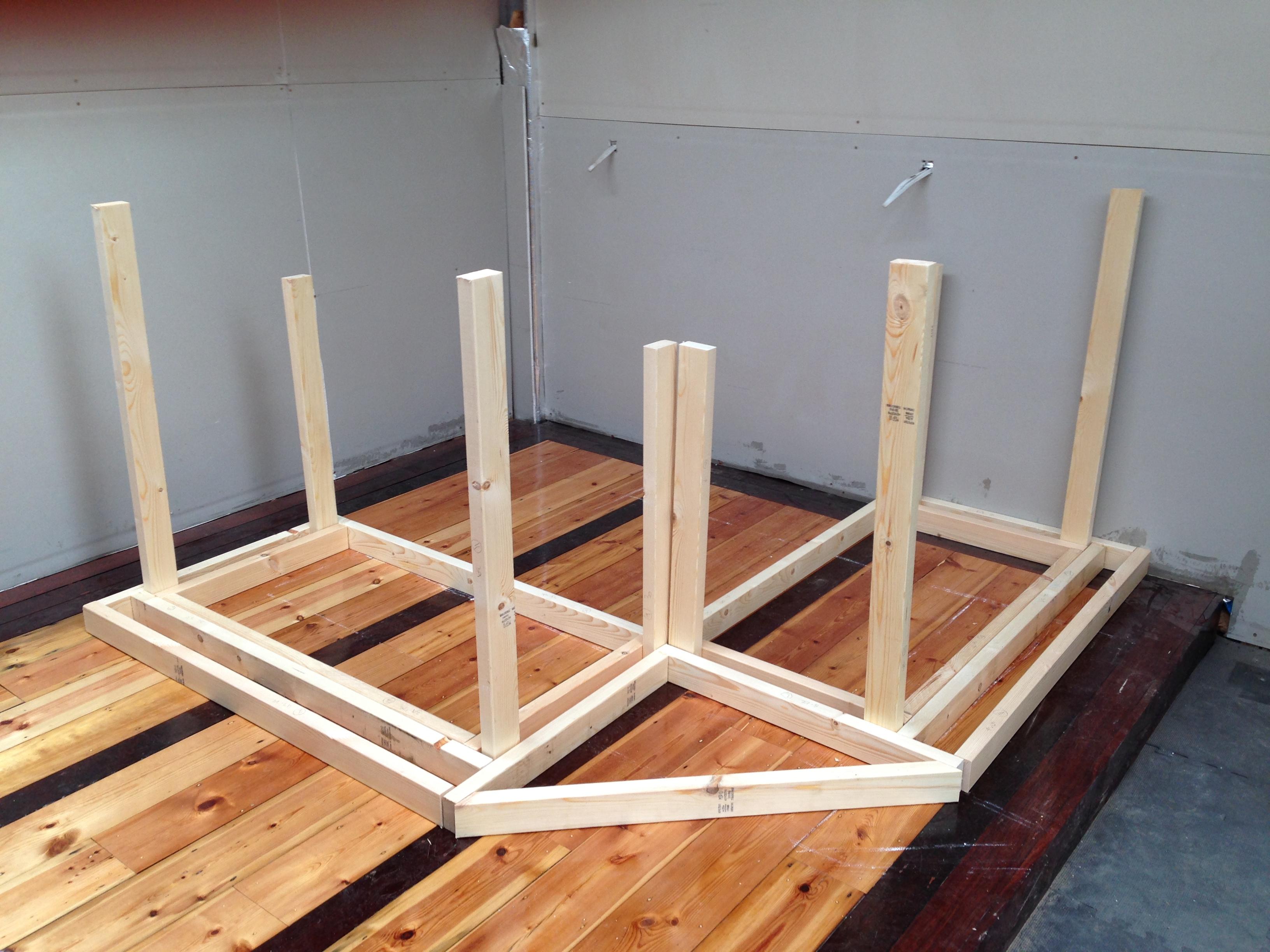 Bar build finally begins ultimatemancavebuild for How to build a home bar easy