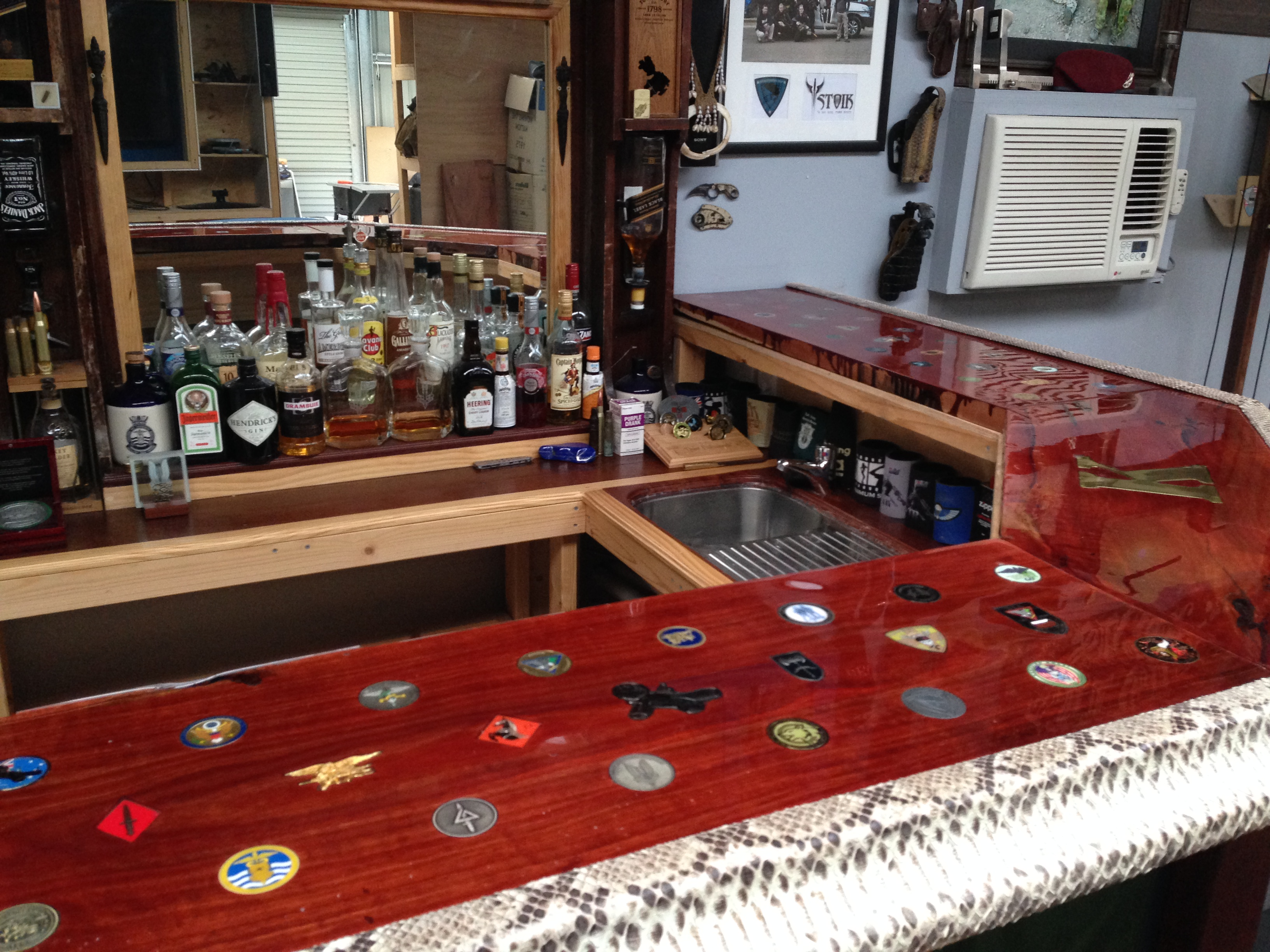 Delicieux Bar Top Lacquer