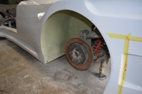 Delta Ligero rear wheel arch 1