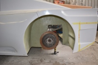 Delta Ligero rear wheel arch 2